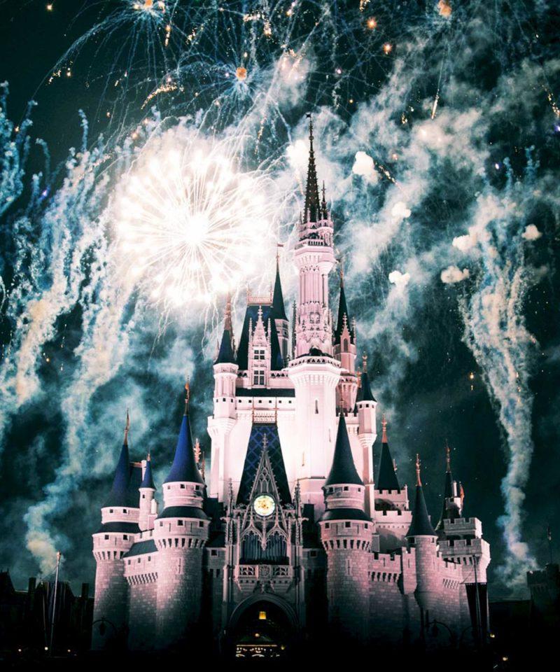 Disney World Magic Kingdom Park